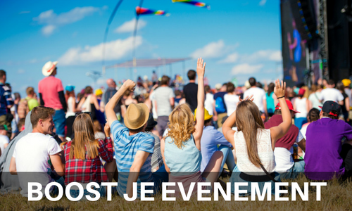 boost je evenement